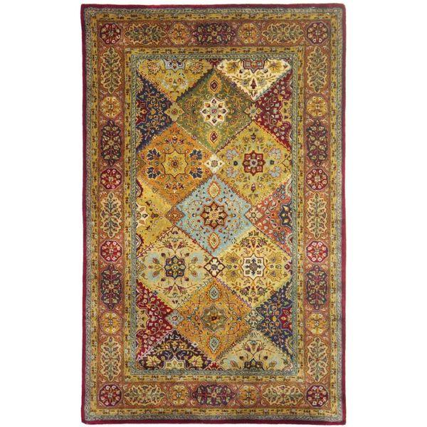 Safavieh Persian Legend Collection Handmade Persian Rug