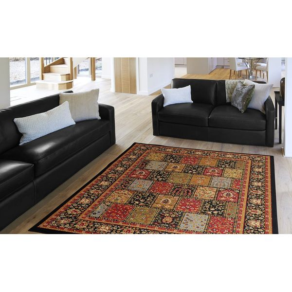 Home Dynamix Royalty Traditional Persian Rug