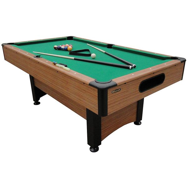 Mizerak Dynasty Space Saver 6.5' Pool Table