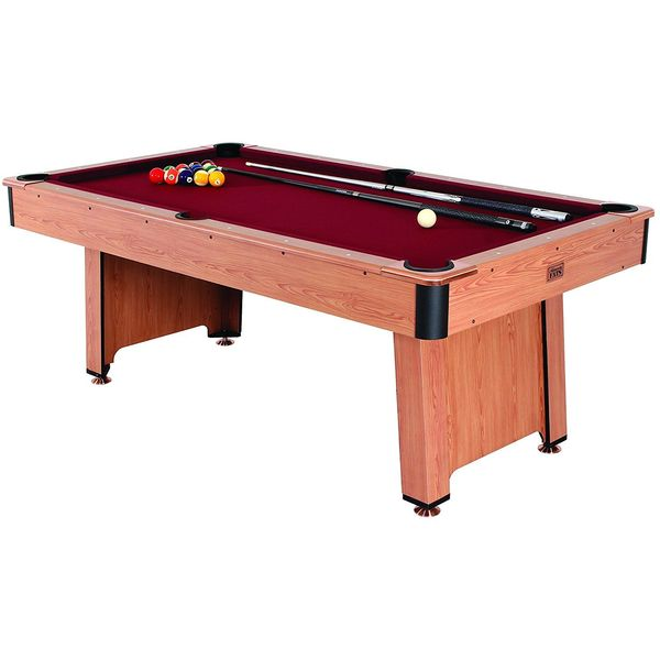 Minnesota Fats 6.5' Fairfax Billiard Table