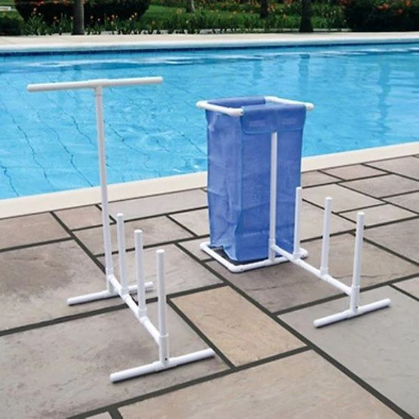 HydroTools by Swimline Poolside Organizer