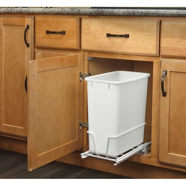 Rev A Shelf 20 Quart Pull Out Trash Can