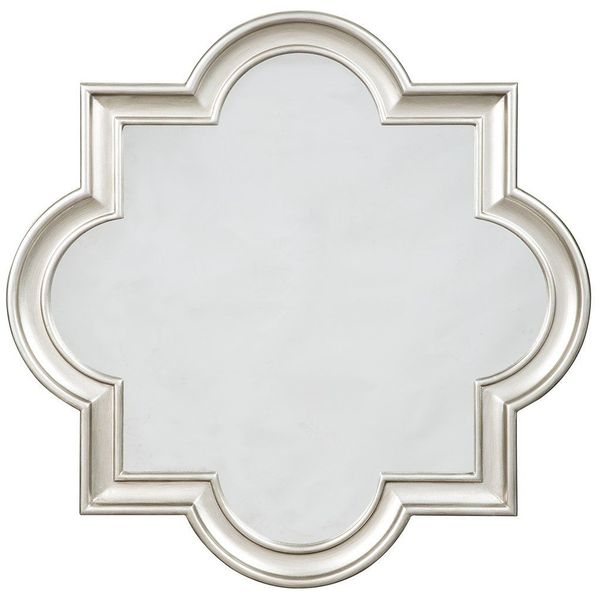 Ashley Furniture Signature Design Desma Quatrefoil Mirror