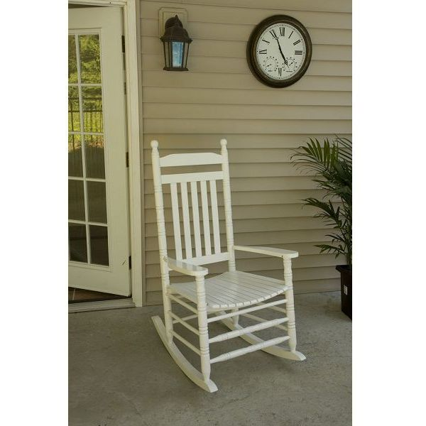 Jack Post Knollwood Classic Wood Rocking Chair