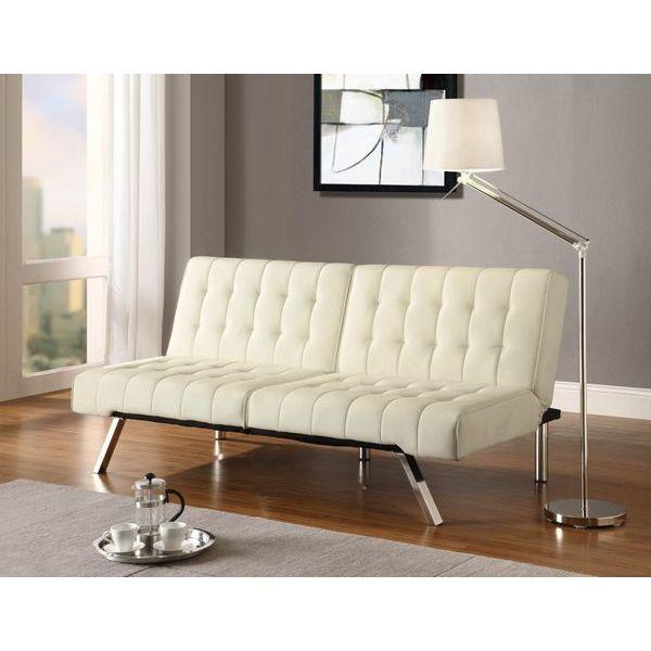 HomCom 61 Modern Velvet Chaise Lounge Sofa Chair