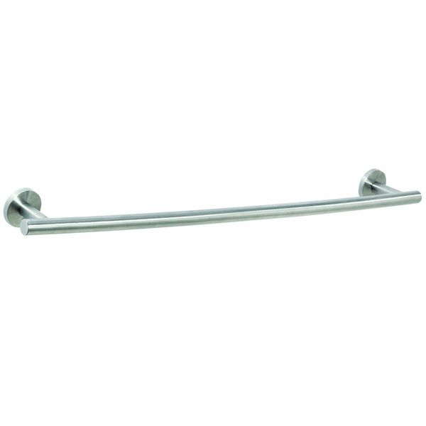 Amerock Arrondi Collection 24-Inch Stainless Steel Towel Bar