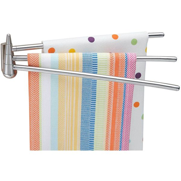 Better Houseware 3-Arm Towel Bar