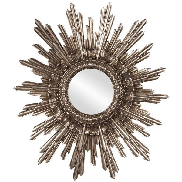 Howard Elliott Chelsea Antique Starburst Mirror