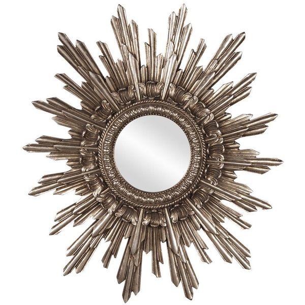 Howard Elliott Chelsea Antique Starburst Mirror