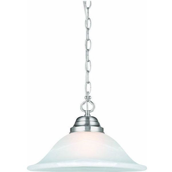 Design House 1 Light Swag Light Fixture