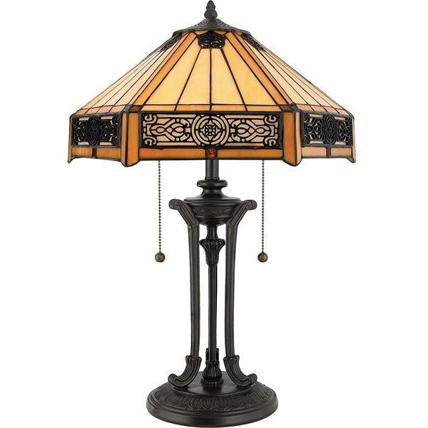 Quoizel Tiffany Lamp