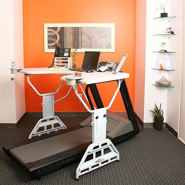 TrekDesk Treadmill Desk