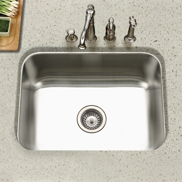 Houzer Easton Stainless Steel Undermount Sink