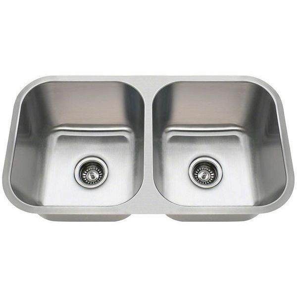 MR Direct Undermount Stainless Steel Kitchen Sink