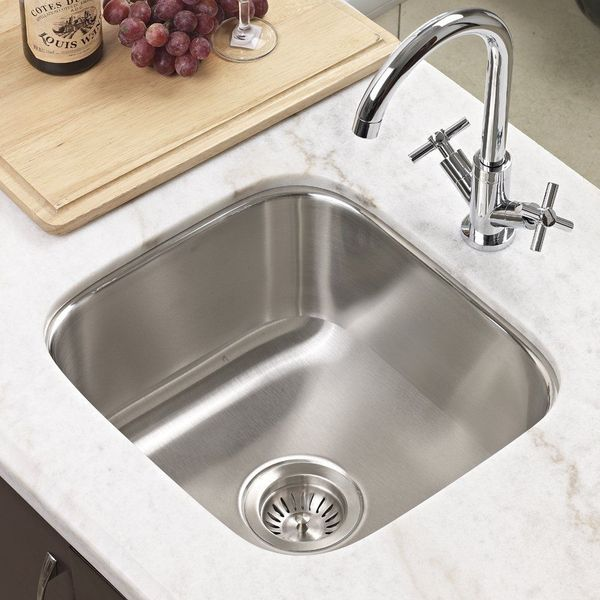 Houzer Undermount Bar or Prep Sink