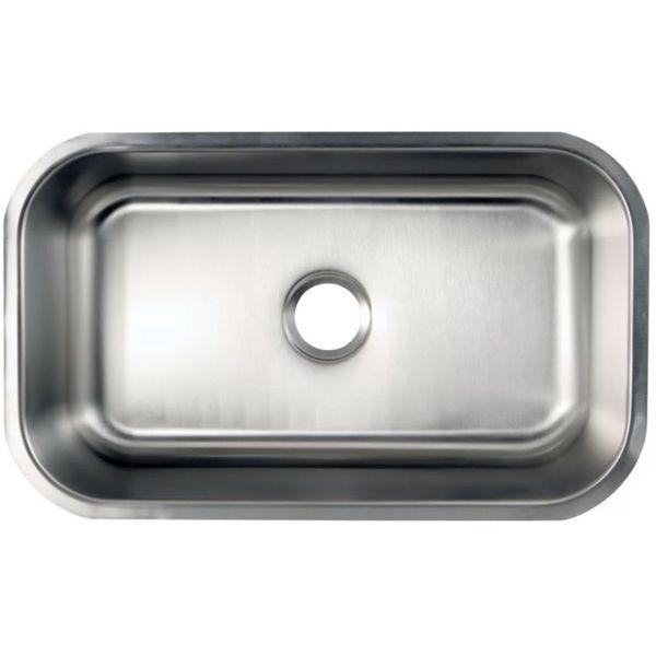 Kingston Brass Single Bowl Undermount Sink