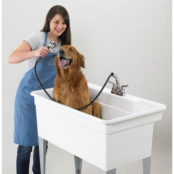 10 Best Utility Sinks 2020 For Garage Or Laundry Room
