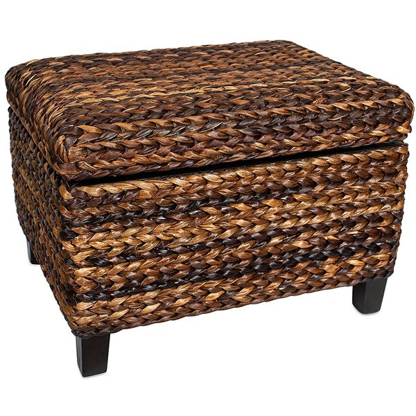 Prime 6 Best Wicker Ottomans Of 2019 Easy Home Concepts Gmtry Best Dining Table And Chair Ideas Images Gmtryco