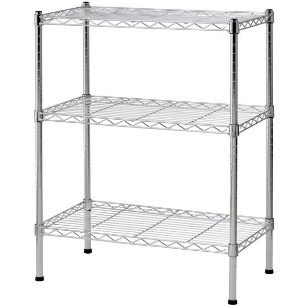 Wire Shelves - Easy Home Concepts