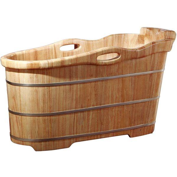 Cedar Wood Hot Tub - Electric Jacuzzi Style