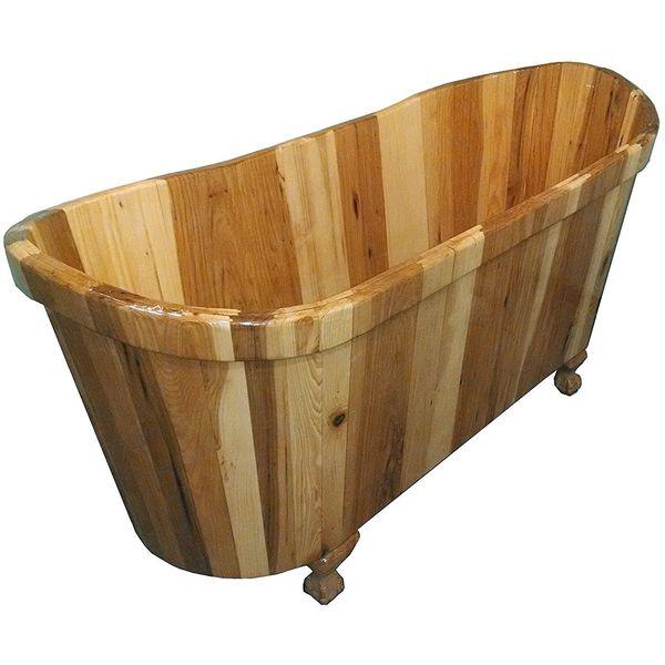 Ofuro Japanese Soaking Hot Tub