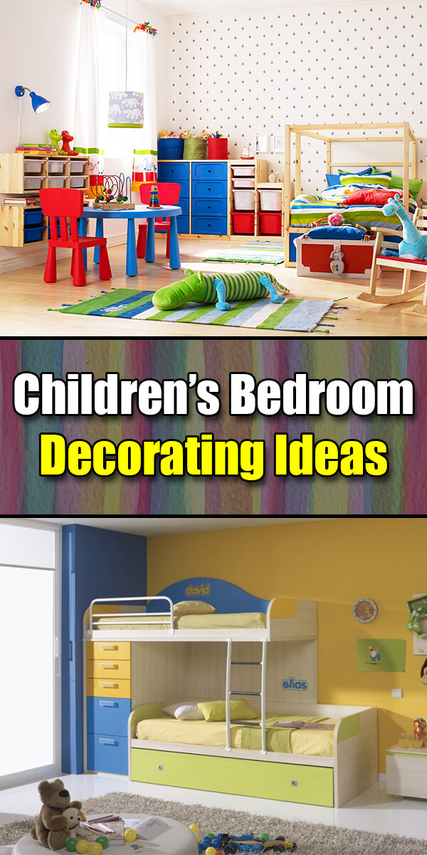 Decorating Ideas for Your Child's Bedroom - Easy Home Concepts