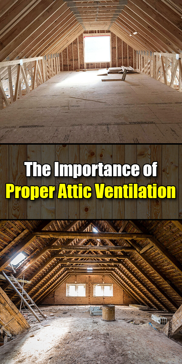 The Importance of Proper Attic Ventilation - Easy Home Concepts