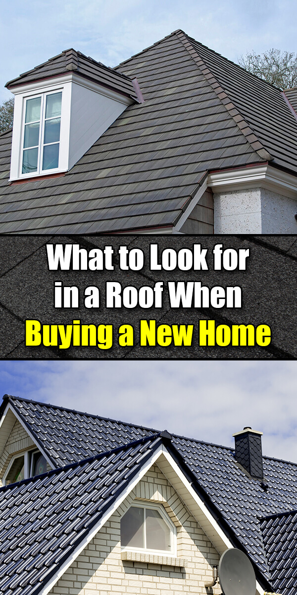 What to Look for in a Roof When Buying a New Home - Easy Home Concepts