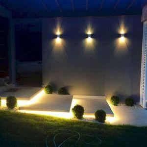 120 Patio Lighting Ideas - Easy Home Concepts #patiolighting #outdoorlighting